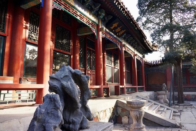 Khu vườn bí mật hơn 200 năm tuổi của vua Càn Long - 3