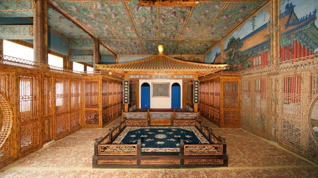 Khu vườn bí mật hơn 200 năm tuổi của vua Càn Long - 6