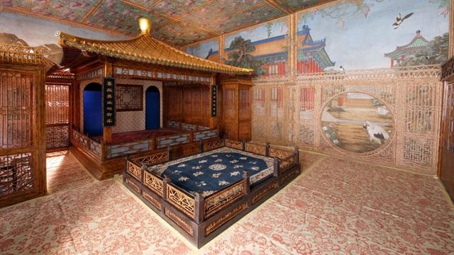 Khu vườn bí mật hơn 200 năm tuổi của vua Càn Long - 8