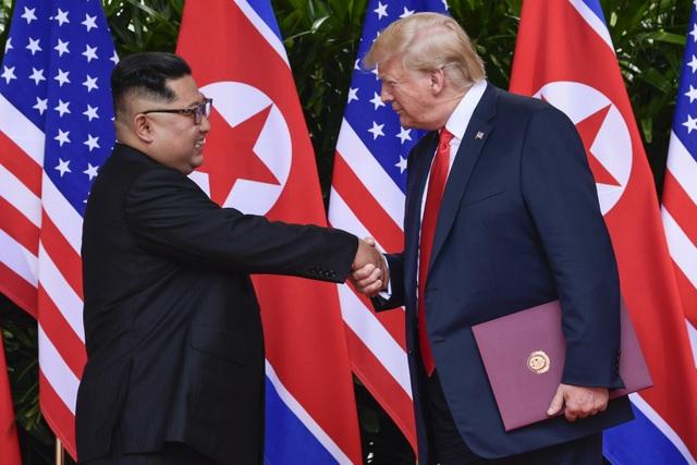 Tổng thống Trump hé lộ kỳ vọng trước cuộc gặp ông Kim Jong-un tại Việt Nam  - 1