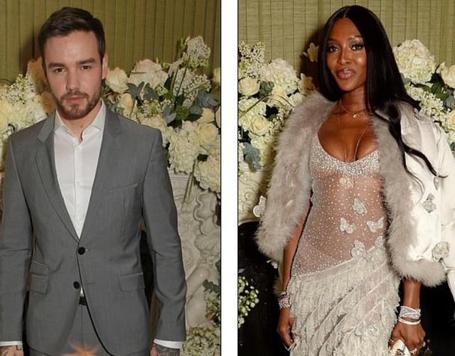 Liam Payne đón Valentine bên bạn gái tin đồn hơn 23 tuổi - 1