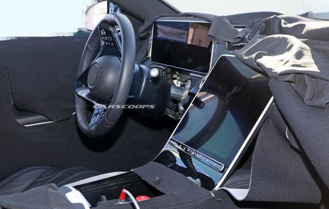 Mercedes-Benz S-Class 2020 có màn hình cảm ứng lớn hơn cả iPad Pro 12.9 - 1