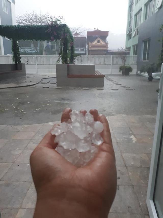 Mưa đá rơi trắng đất Sa Pa - 3