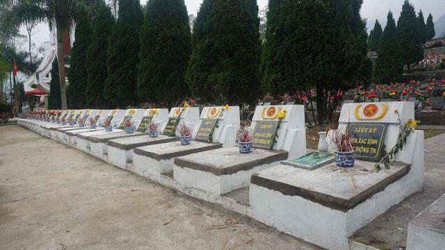 Đi tìm những liệt sĩ ngã xuống ở chiến trường Vị Xuyên - Hà Giang - 10