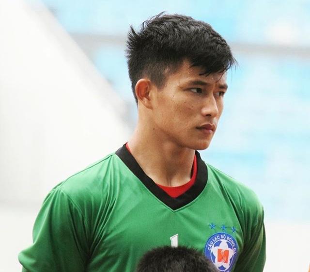 U22 Việt Nam vừa đá, thủ môn 6 múi Phan Văn Biểu đã lọt tầm ngắm chị em - 1