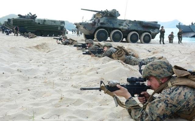 Tập trận Hổ Mang Vàng 2019: Mỹ đảm bảo an ninh với đồng minh - 2