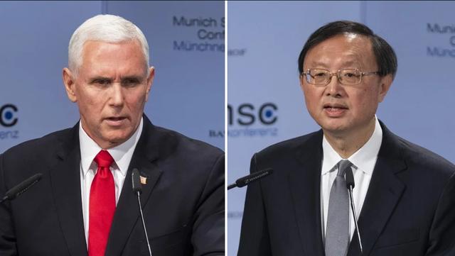 """Quan chức Mỹ - Trung """"đấu khẩu"""" về Biển Đông, Huawei  - 1"""