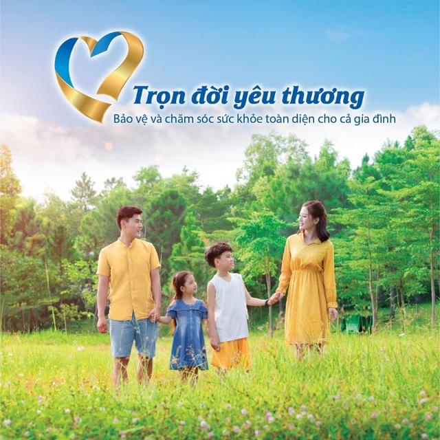 Bảo Việt Nhân thọ Chung tay vì cộng đồng - Bảo vệ gia đình Việt - 1