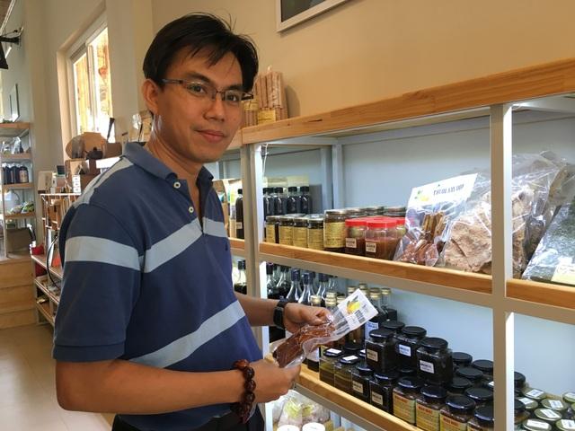 Thạc sĩ Việt tại Úc quyết định rẽ ngang, kinh doanh nông sản sạch - 1