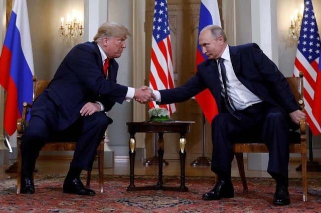 Ông Trump tin ông Putin hơn tình báo Mỹ? - 1
