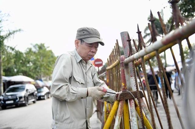 Huy động hơn 2.000 người tham gia bảo vệ lễ Khai ấn đền Trần - 5
