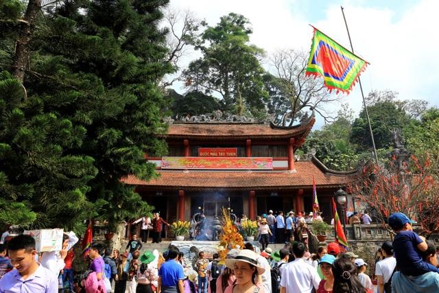 Đến với Phật, về với Mẫu nơi miền địa linh Tây Thiên - 1