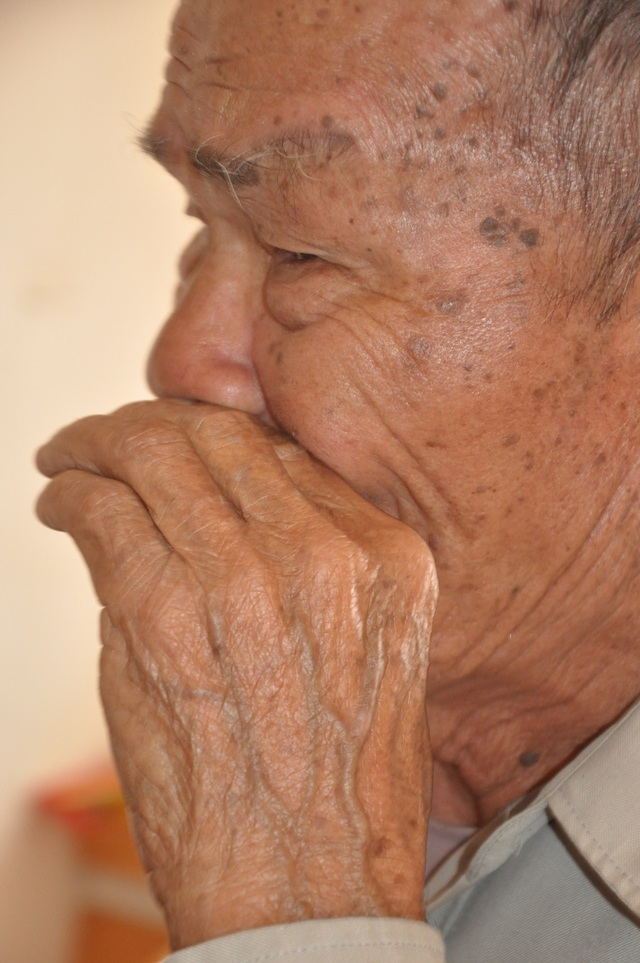 Nước mắt cay đắng của cậu bé mất cả cha lẫn mẹ - 6