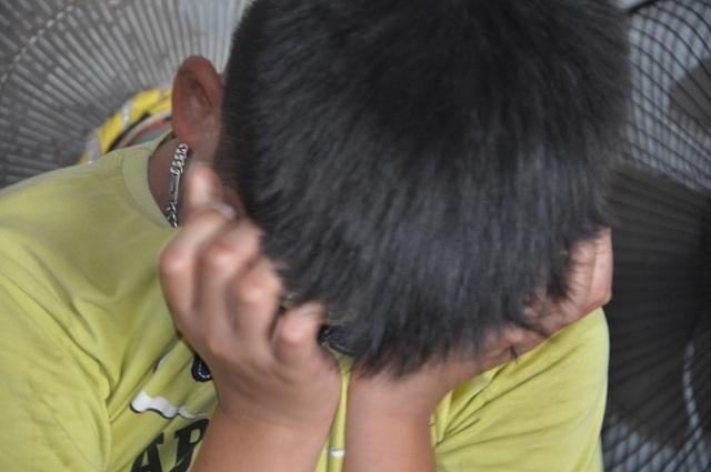Tâm sự đẫm nước mắt của cậu bé mồ côi bố, mẹ bỏ đi lấy chồng không nuôi - 3