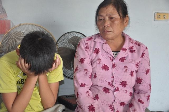 Tâm sự đẫm nước mắt của cậu bé mồ côi bố, mẹ bỏ đi lấy chồng không nuôi - 10