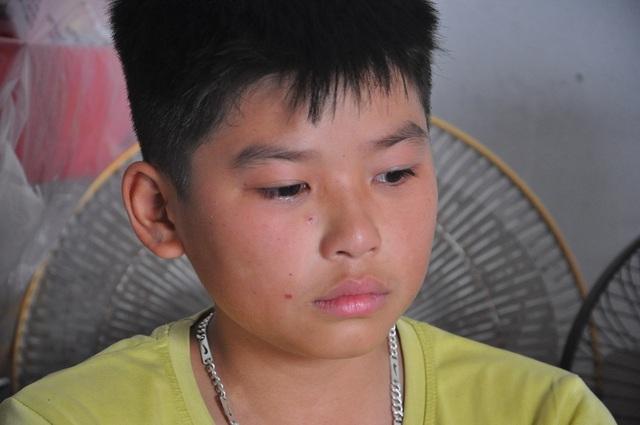 Tâm sự đẫm nước mắt của cậu bé mồ côi bố, mẹ bỏ đi lấy chồng không nuôi - 9