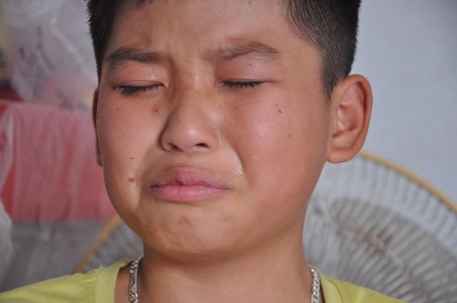 Tâm sự đẫm nước mắt của cậu bé mồ côi bố, mẹ bỏ đi lấy chồng không nuôi - 5