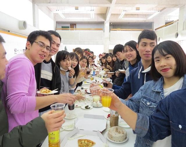 Tết hội ngộ của bạn trẻ Việt ở Tokyo - 1