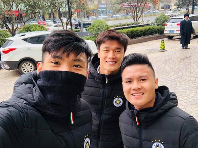 Hà Nội FC có thể thi đấu dưới tuyết ở trận gặp Shandong Luneng - 1