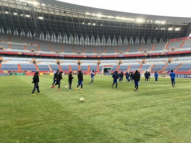 Hà Nội FC có thể thi đấu dưới tuyết ở trận gặp Shandong Luneng - 3