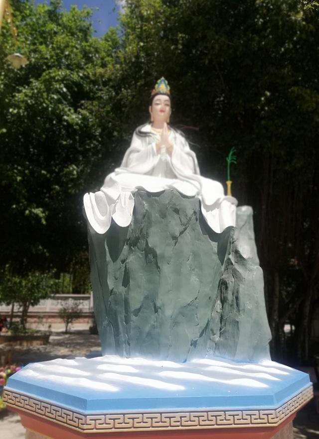 Đầu năm, thăm ngôi chùa có tượng Phật Quan Âm cao nhất miền Tây - 28