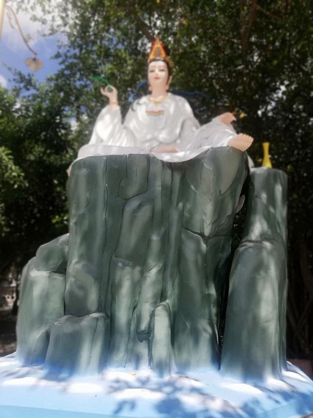 Đầu năm, thăm ngôi chùa có tượng Phật Quan Âm cao nhất miền Tây - 36
