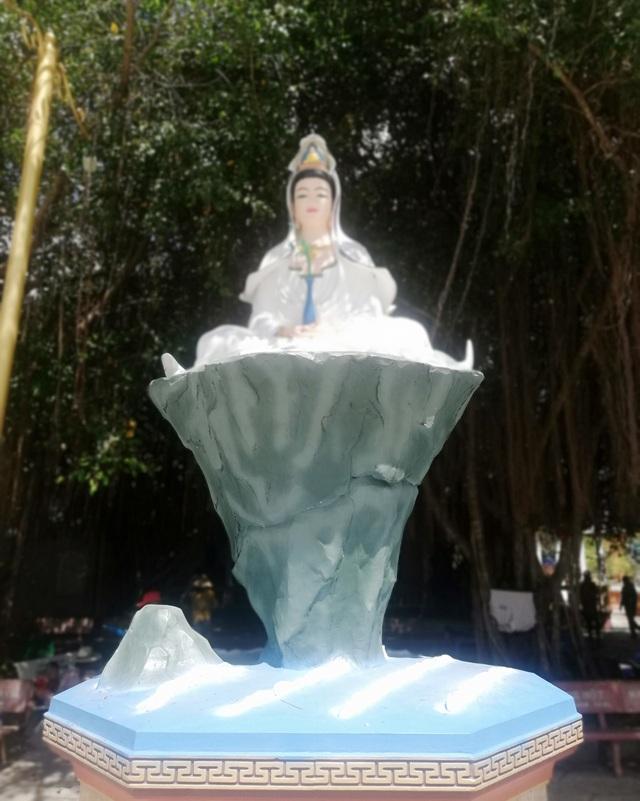 Đầu năm, thăm ngôi chùa có tượng Phật Quan Âm cao nhất miền Tây - 38