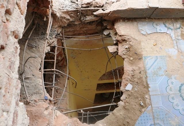 Khoanh vùng đối tượng gài mìn ngày mùng 5 Tết khiến 3 người bị thương - 5