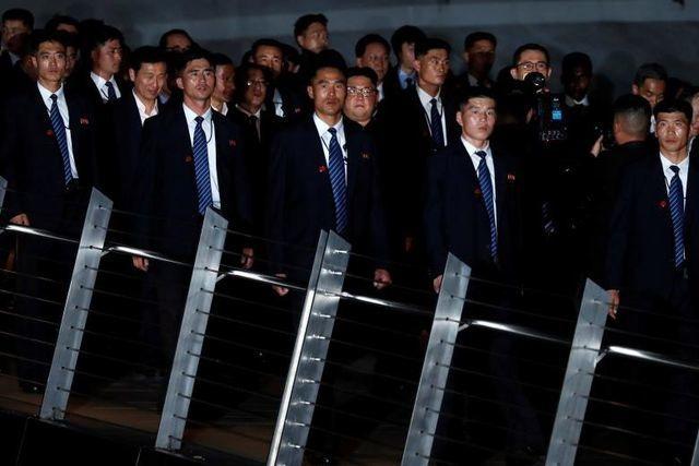 Hai tấm thảm đỏ và bí mật phút chót tại thượng đỉnh Trump - Kim ở Singapore - 2