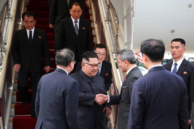 Hai tấm thảm đỏ và bí mật phút chót tại thượng đỉnh Trump - Kim ở Singapore - 6