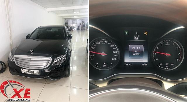 Mất 1,2 tỷ đồng mua Mercedes, khách ngã ngửa xe bị phù phép km - 3