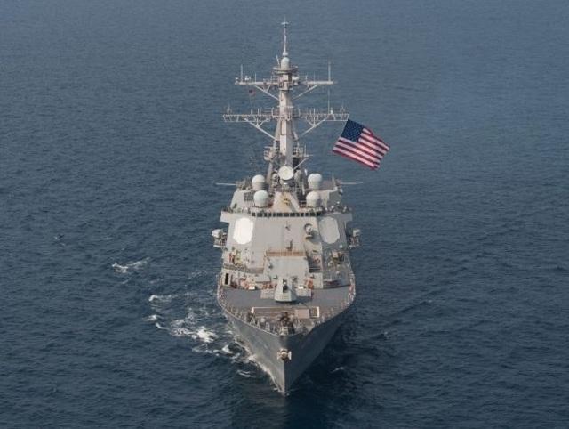Mỹ gia tăng sức ép ở Biển Đông, Trung Quốc vẫn phớt lờ - 1