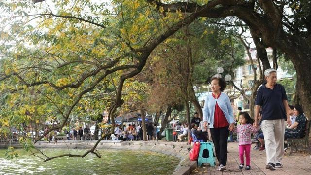 Nao lòng với Hà Nội mùa cây thay lá - 4