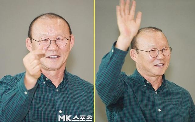 """HLV Park Hang Seo: """"Tôi sẽ lựa chọn dẫn dắt đội tuyển hoặc U23 Việt Nam"""""""
