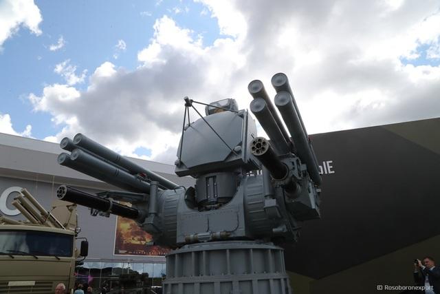 Nga đưa dàn vũ khí tối tân tới triển lãm quân sự - 1