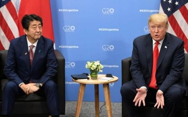 Sự thật về việc Thủ tướng Abe đề cử ông Trump nhận giải Nobel Hòa bình - 1