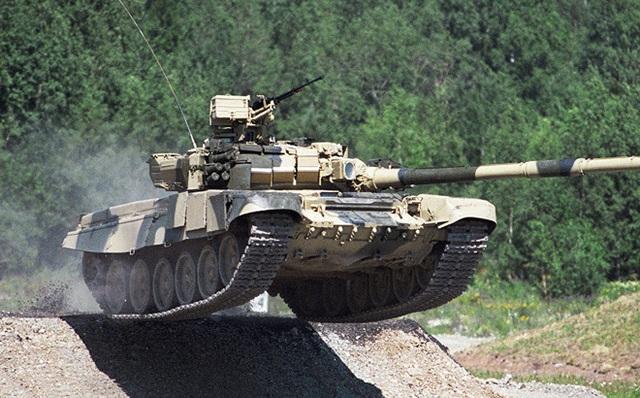 Nga đưa dàn vũ khí tối tân tới triển lãm quân sự - 4