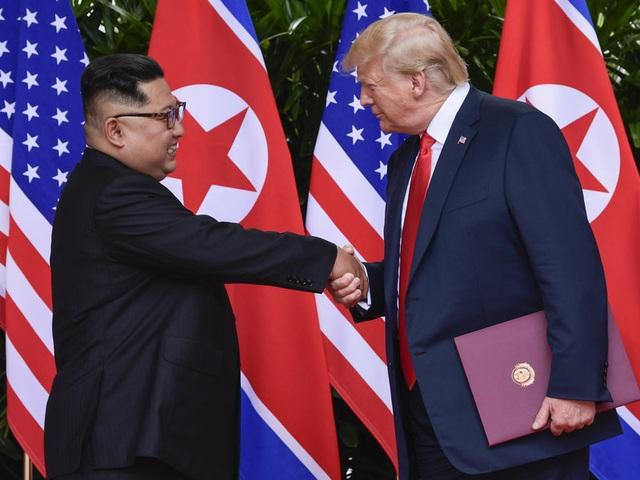 Cân nhắc trao đổi liên lạc viên, Mỹ - Triều có thể thiết lập quan hệ ngoại giao  - 1