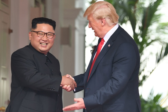 Cuộc gặp thượng đỉnh tại Việt Nam có thể quyết định tương lai Mỹ - Triều - 1