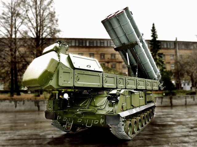 Nga đưa dàn vũ khí tối tân tới triển lãm quân sự - 2