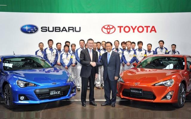 Vì sao Subaru phải triệu hồi BR-Z tại Việt Nam? - 1