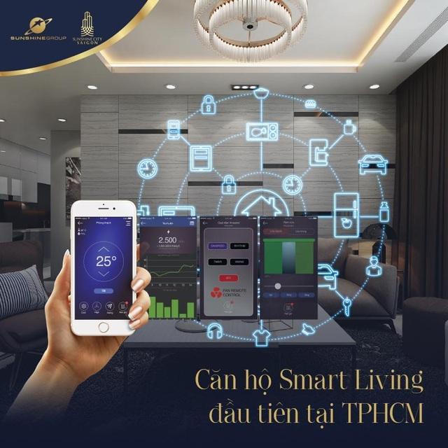 Sắp khai trương căn hộ chuẩn công nghệ 4.0 đầu tiên tại Tp. Hồ Chí Minh - 1