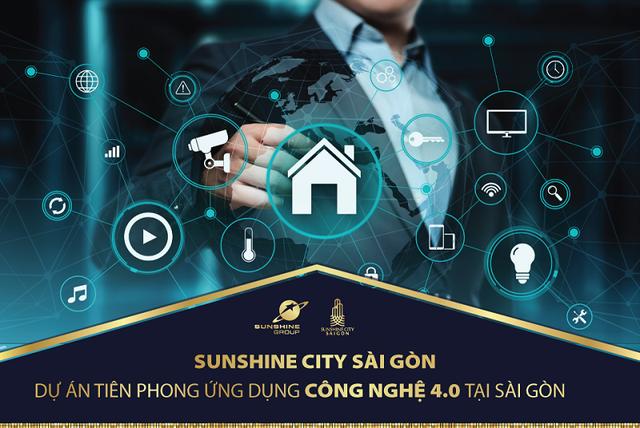 Sắp khai trương căn hộ chuẩn công nghệ 4.0 đầu tiên tại Tp. Hồ Chí Minh - 2
