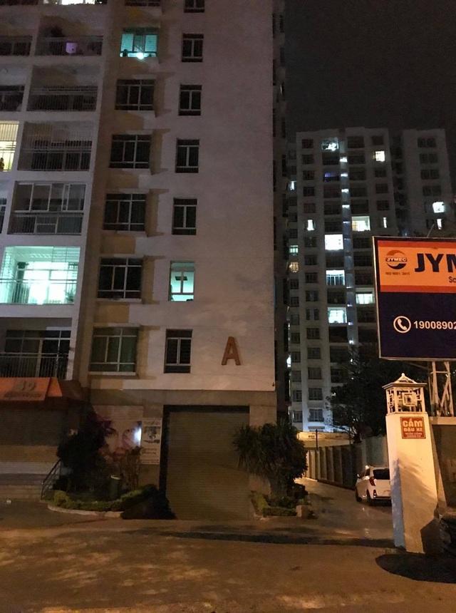Nam thanh niên nghi bị nữ đồng nghiệp đâm chết tại chung cư - 1