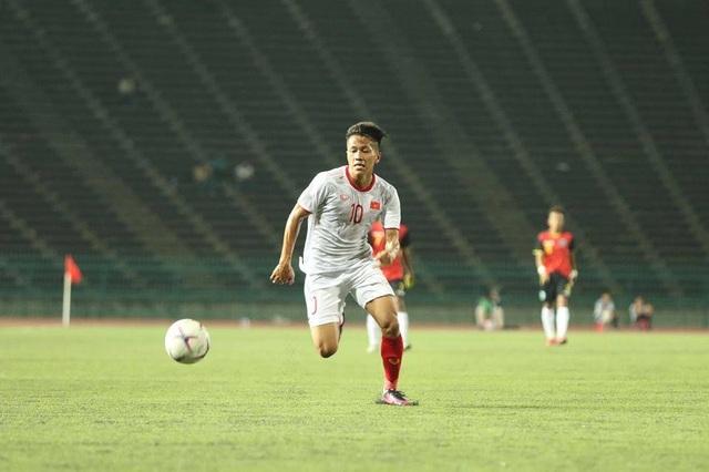 HLV U22 Việt Nam hết lời khen ngợi học trò sau trận thắng đậm Timor Leste