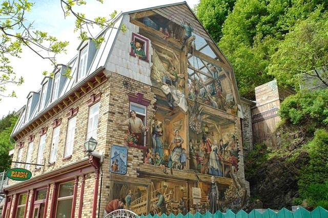 Làm đẹp đô thị, giảm ùn tắc giao thông nhờ… nghệ thuật - 1