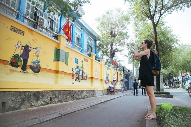 Làm đẹp đô thị, giảm ùn tắc giao thông nhờ… nghệ thuật - 4