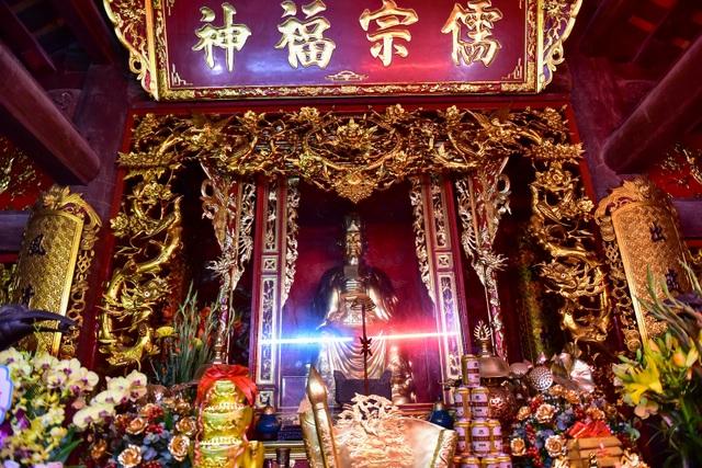 Toàn cảnh đền Chu Văn An trên núi Phượng Hoàng - 9