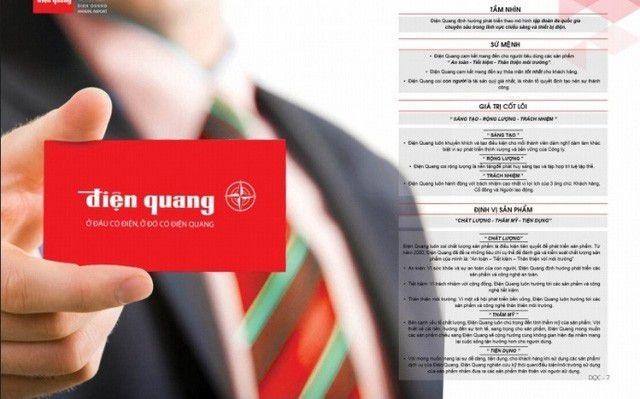 """Bị cơ quan thuế """"sờ gáy"""", Bóng đèn Điện Quang phải nộp gần 38 tỷ đồng - 1"""