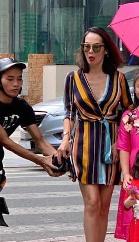 """Đối tượng cướp giật túi xách của nữ Việt kiều bị chụp hình đã """"sa lưới"""""""